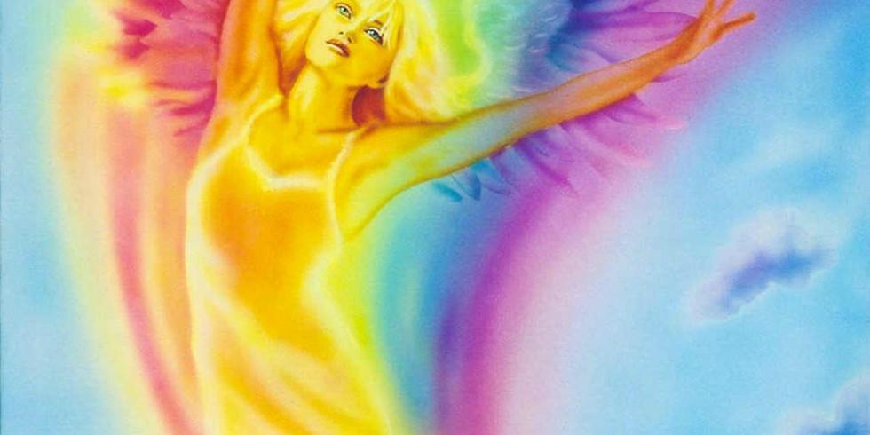 Rainbow Meditation for Inner & Global Peace