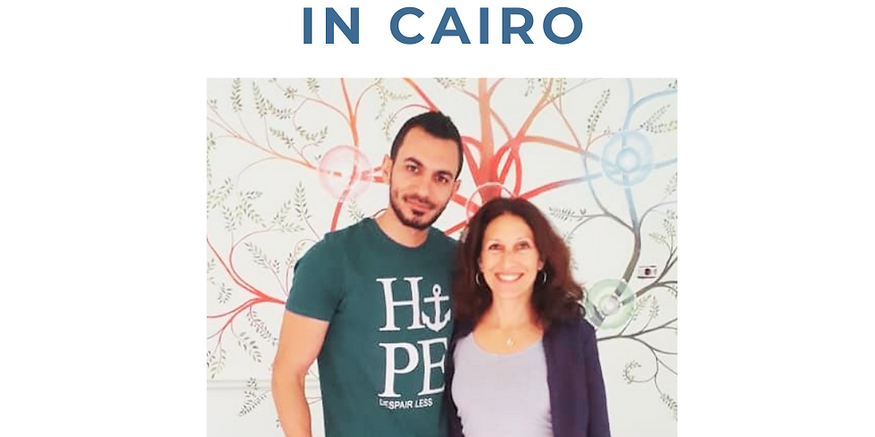 Enjoy Healing - Sessions & Courses in Cairo