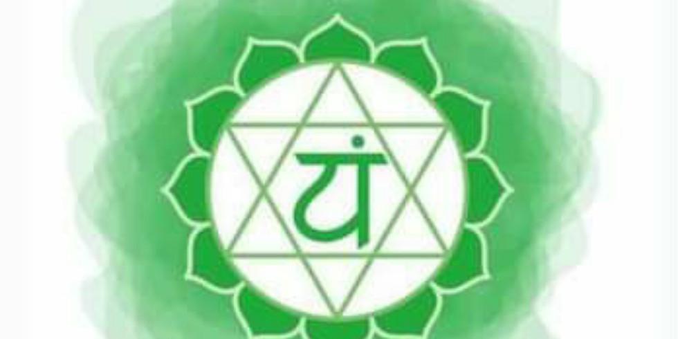 Anahata Chakra Meditation
