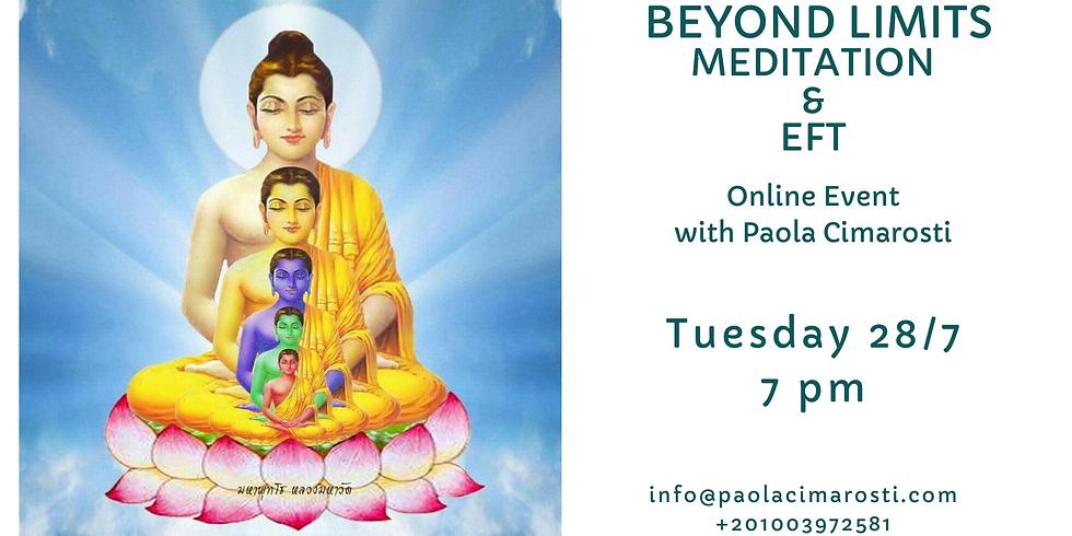 Beyond Limits Meditation & EFT (Emotional Freedom Technique)