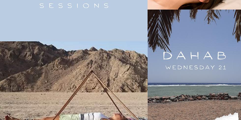 Pyramid Healing & Access Bars Sessions in Dahab