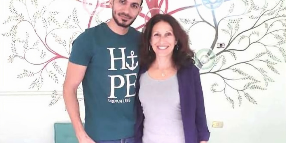 Energy Healing & Access Bars Sessions with Paola and Ahmed