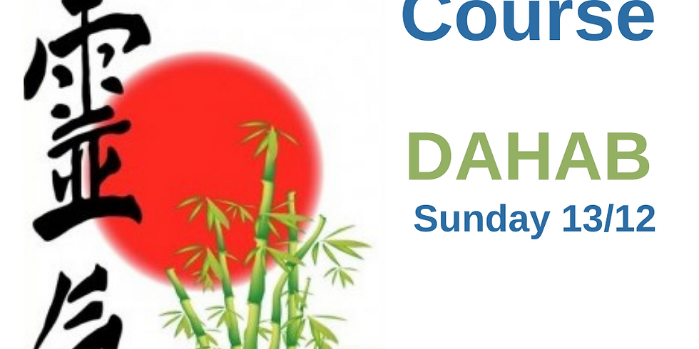 Reiki 2 Course in Dahab