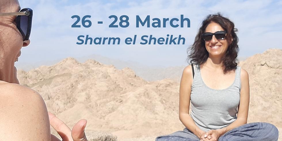Soul Alignment Itinerant Desert Retreat in South Sinai