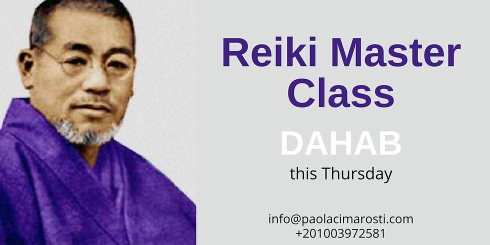 Reiki Master Class