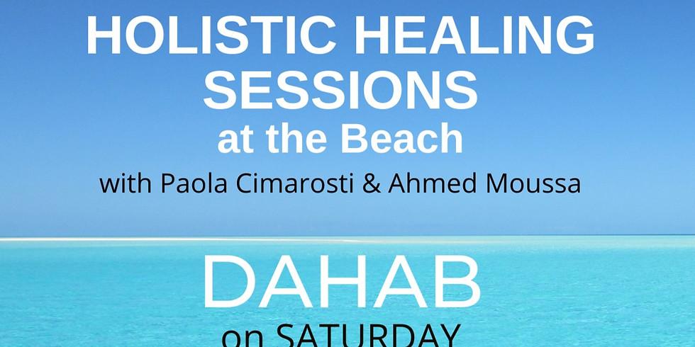 Holistic Healing Sessions w/ Paola Cimarosti & Ahmed Moussa