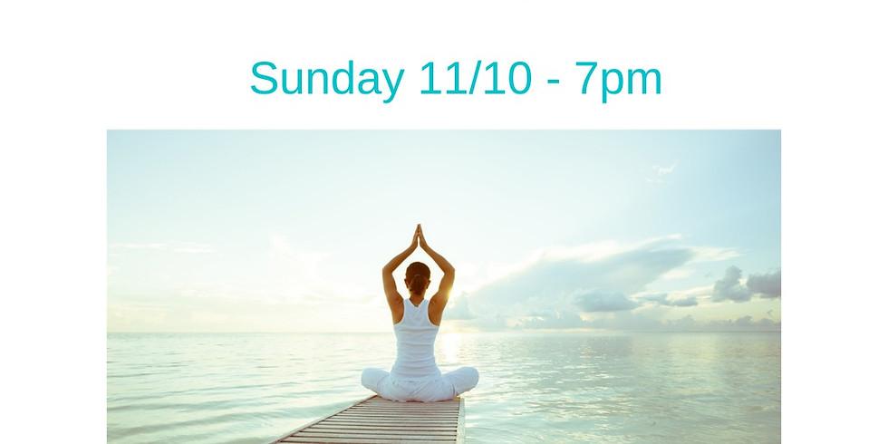 Restorative Meditation