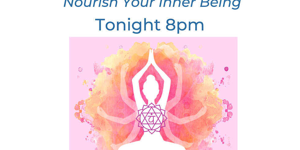 Full Moon Meditation - Nourish Your Inner Self