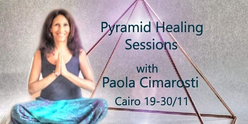 Pyramid & Energy Healing Sessions