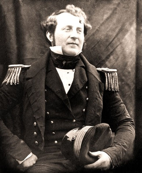 James Fitzjames - Franklin Expedition