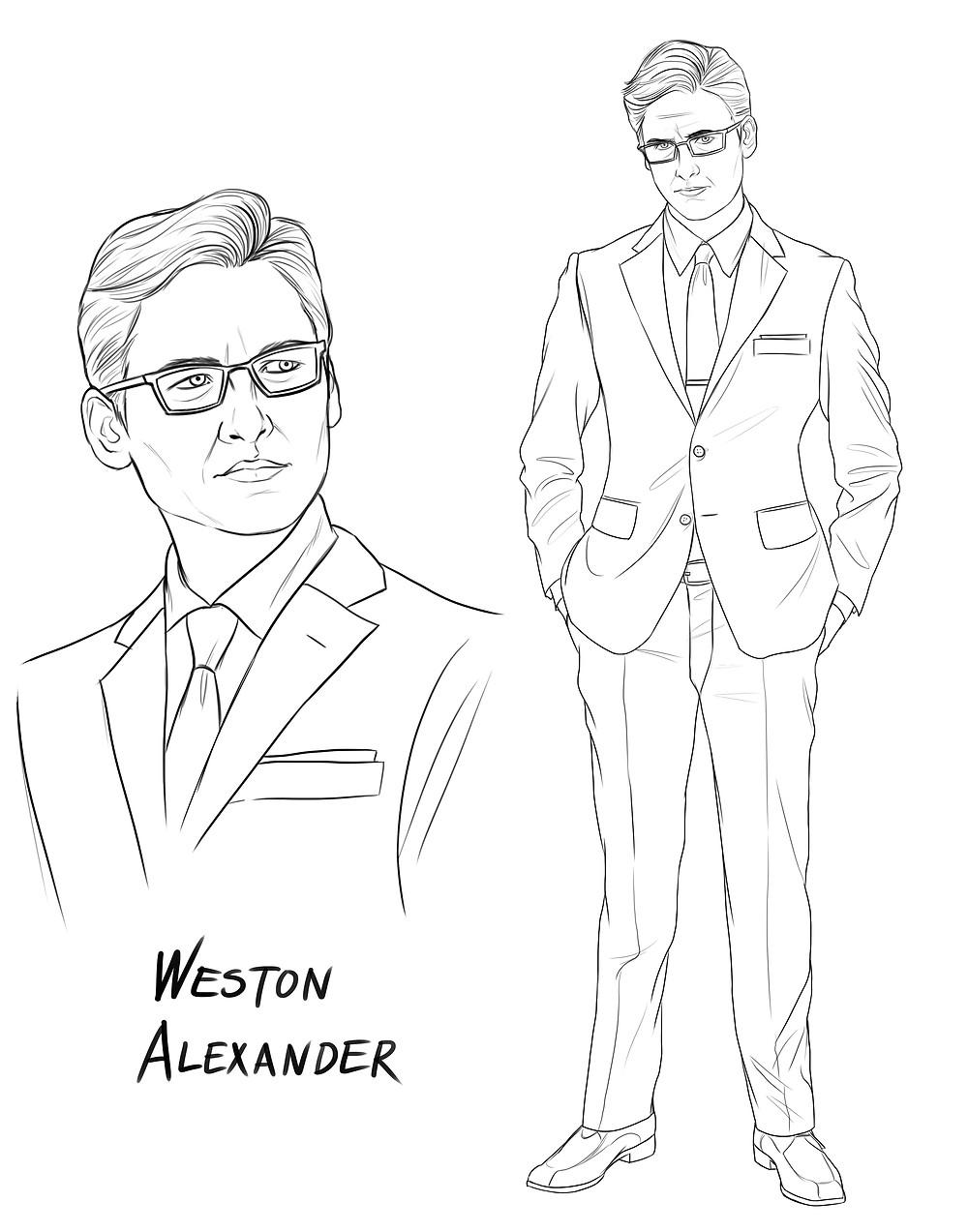 Weston Alexander
