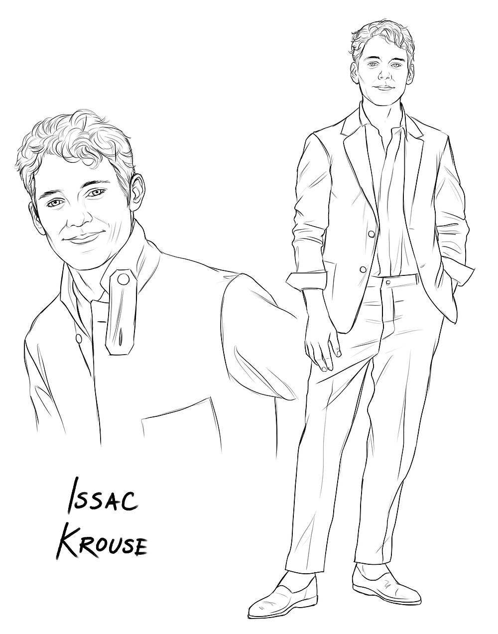 Issac Krouse