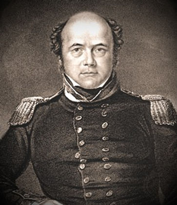 Sir John Franklin - Franklin Expedition