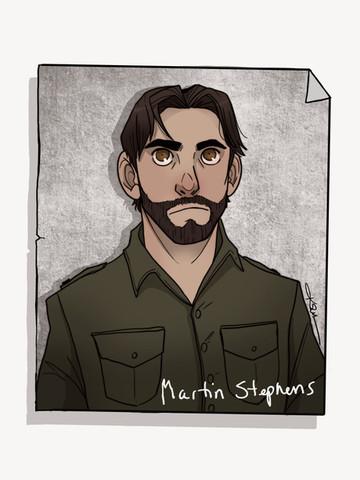 Martin Stephens
