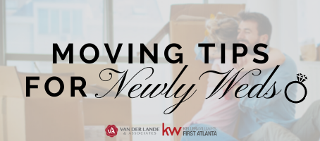Moving Tips for Newly Weds