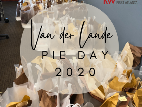 Fly By with Pie 2020