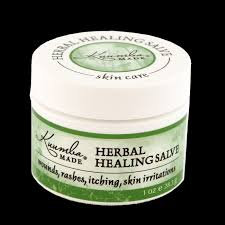 Organic Skin Care, Kuumba Made Herbal Healing Salve