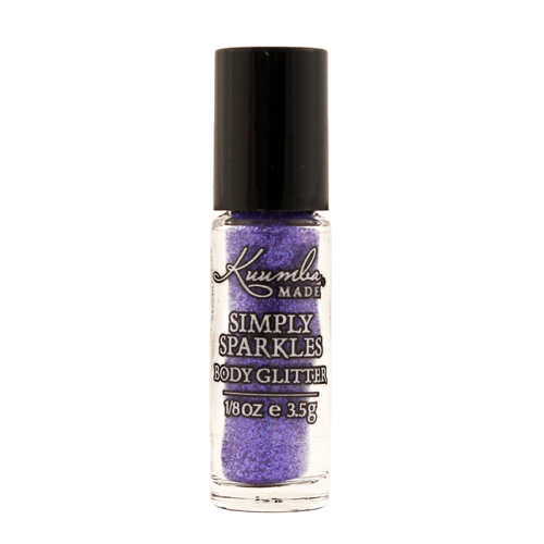 Kuumba Made Simply Sparkles Violet Body Glitter