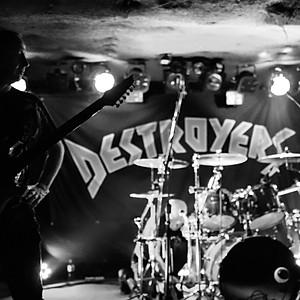 Destroyers - Warszawa