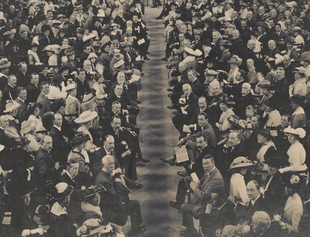 THE CROWD c.1910's