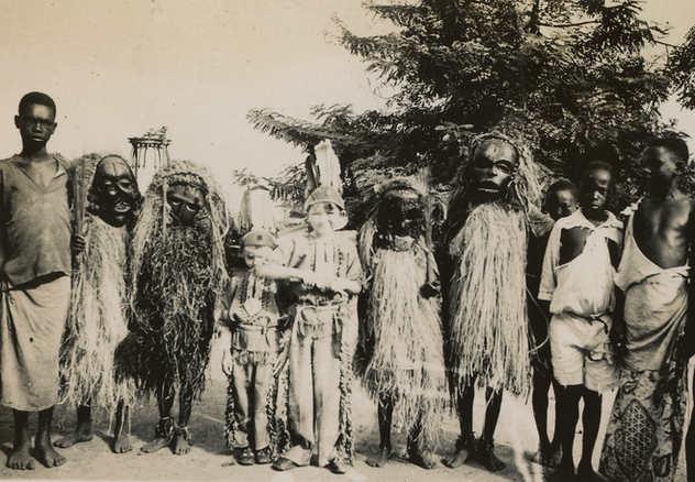 Nigeria c.1930's