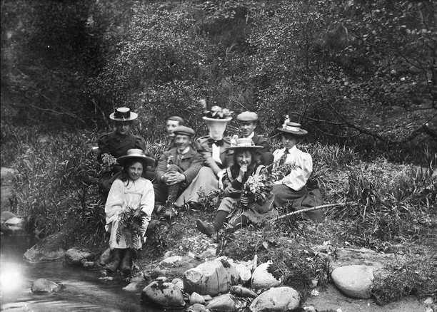 2:2 Black Isle, Scotland. c.1890's approx