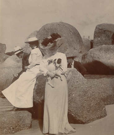 Boer War. Boulders Beach. c.1902