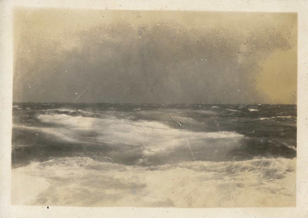 Atlantic Ocean c.1919
