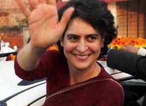 Tinder, Congress and Priyanka