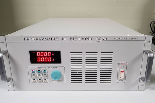 ESL-2000R PROGRAMMABLE DC Electronic LOAD