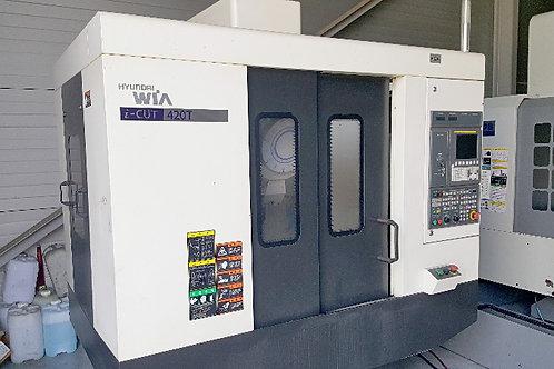 Hyundai Wia i-CUT420T Vertical Machining Center