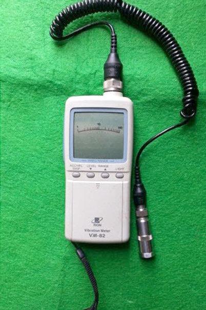Rion VM-82 Vibration Meter