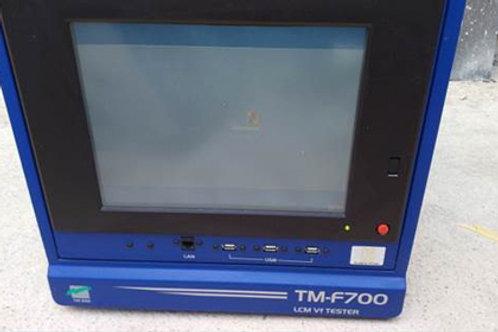 TAEBAEK PRECISION CO. TM-F700 LCM VF TESTER