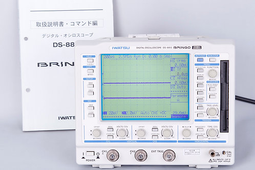 Iwatsu DS-8812 Digital Oscilloscope BRINGO