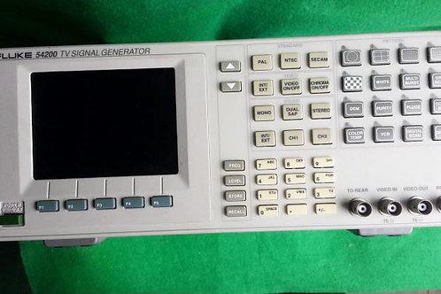 Fluke 54200M02 TV Signal Generator