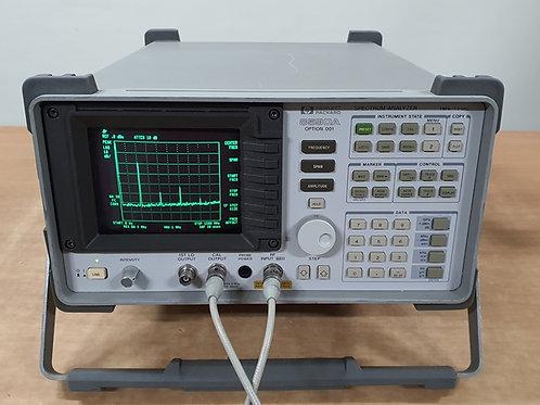 HP 8590A 1MHz~1.5GHz Spectrum Analyzer