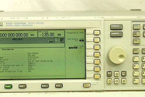 HP ESG-D3000A Digital Signal Generator