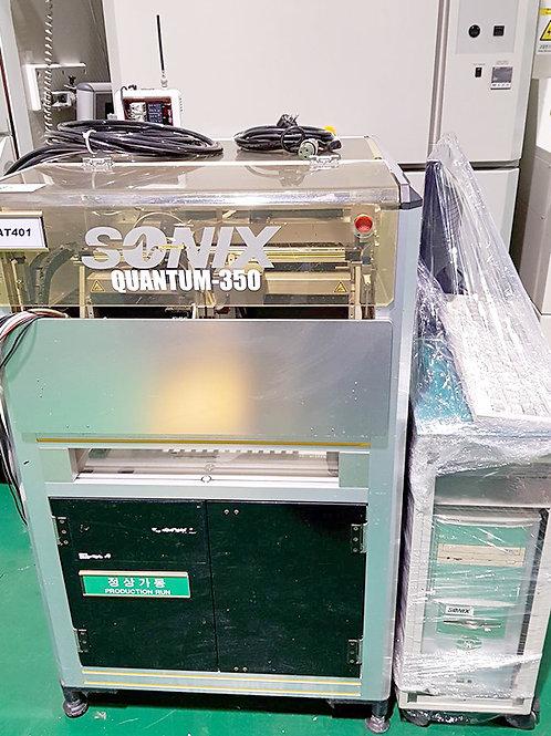Sonix Quantum-350 Scanning Acoustic Microscope