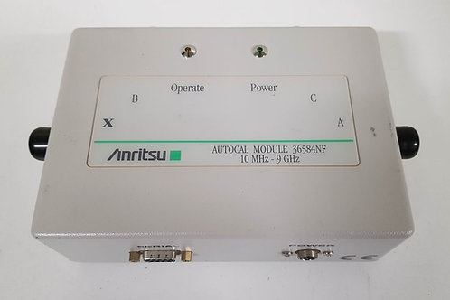 Anritsu Autocal Module 36584NF 10MHz- 9GHz