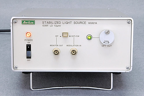 Anritsu MG921A Stabilized Light Source