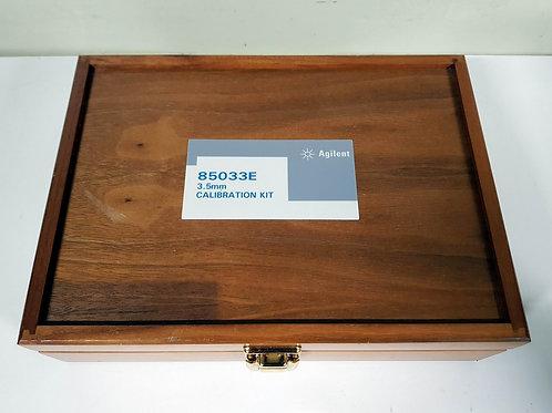 Agilent Keysight 85033E 3.5mm Calibration Kit