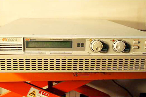 ODA EX 600-3 Programmable DC Power Supply