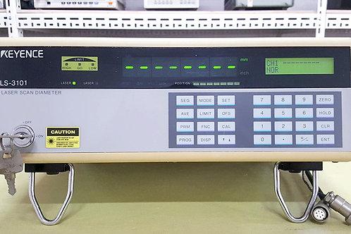 Keyence LS-3101 Laser Scan Diameter