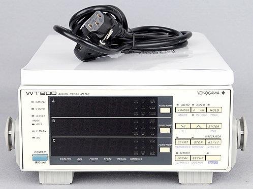 Yokogawa WT200 Digital Power Meter