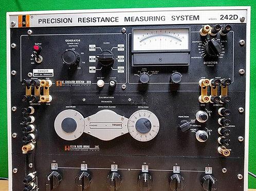 ESI 242D Precision Resistance Measuring System