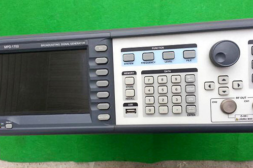 Credix MPD-1700 Broadasting Signal Generator