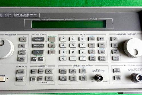 HP 8648A Signal Generator