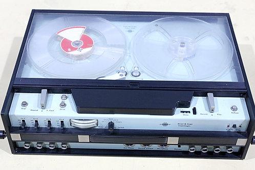 Bruel & Kjaer Spheremusic Tape Recorder