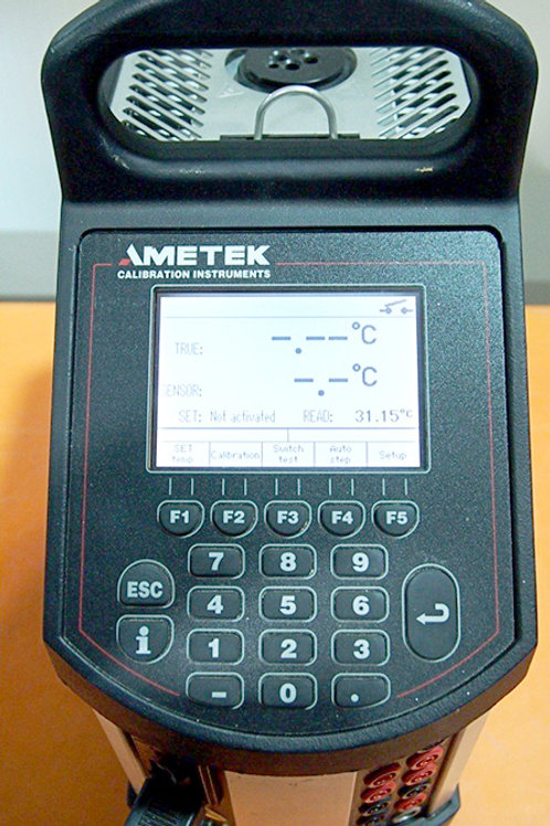 Ametek JOFRA ATC-155B Dry Block Advanced Temperature Calibrator