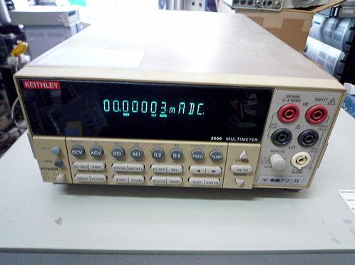 Keithley 2000 Multimeter #2